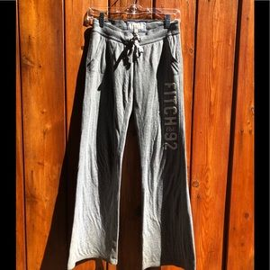Abercrombie and Fitch|Grey Sweatpants